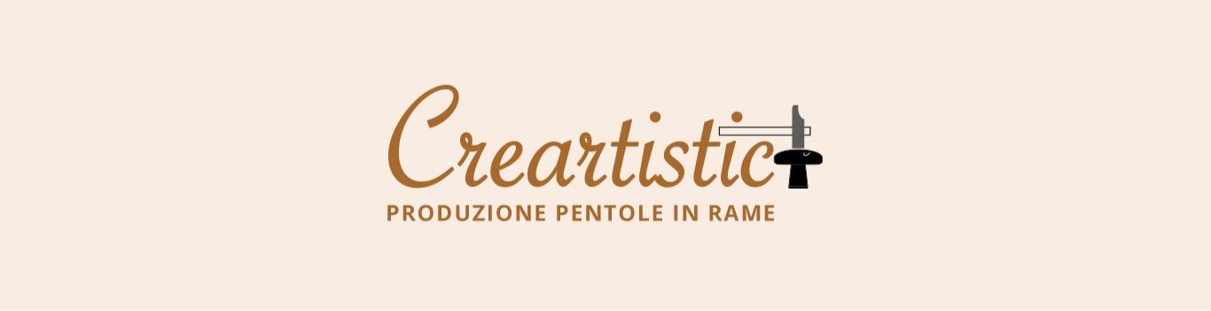 Creartistic - Produzione Pentole in Rame