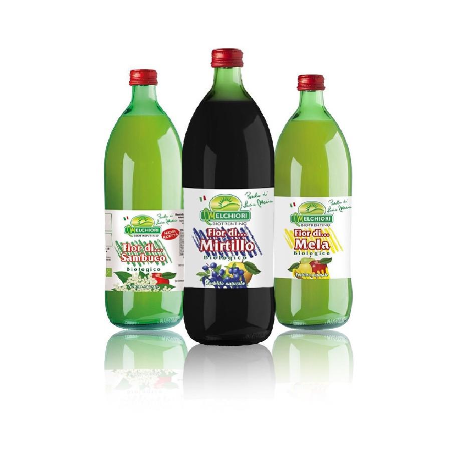 Confezione offerta 3 succhi di frutta bio