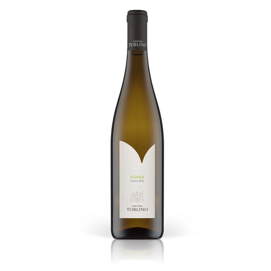 Vino bianco trentino Kerner Cantina Toblino