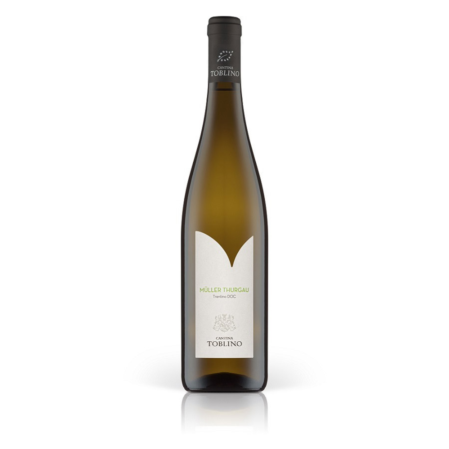 Vino bianco Müller Thurgau DOC Cantina Toblino