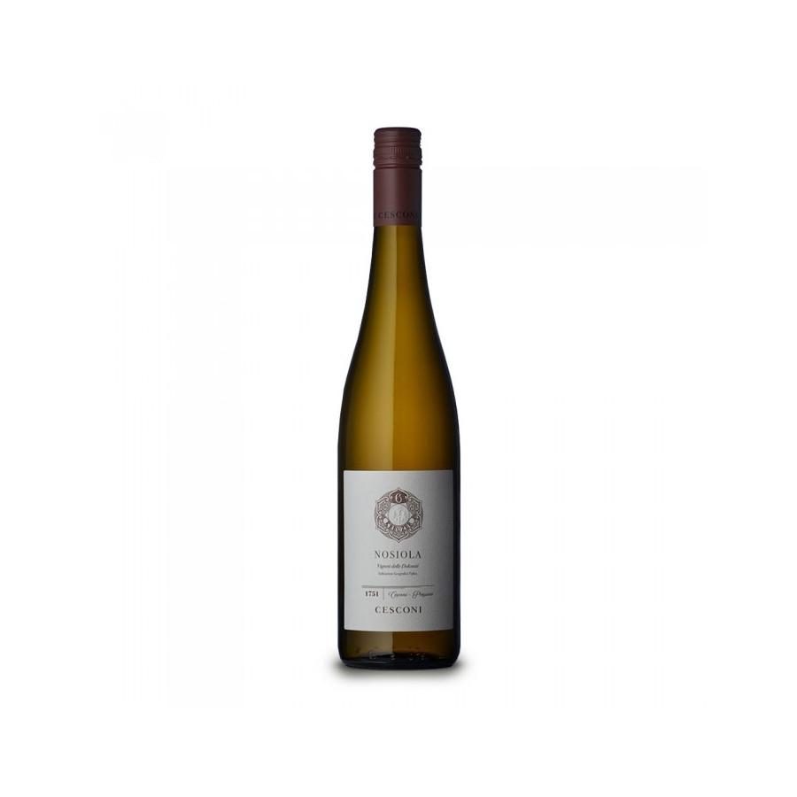 Vino bianco Nosiola IG Cesconoi