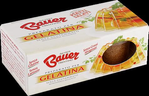 Preparato per gelatina  2x25 gr