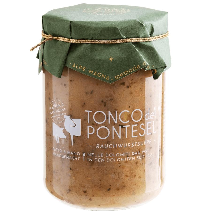 secondo piatto Toncol del Pontesel 360 Gr
