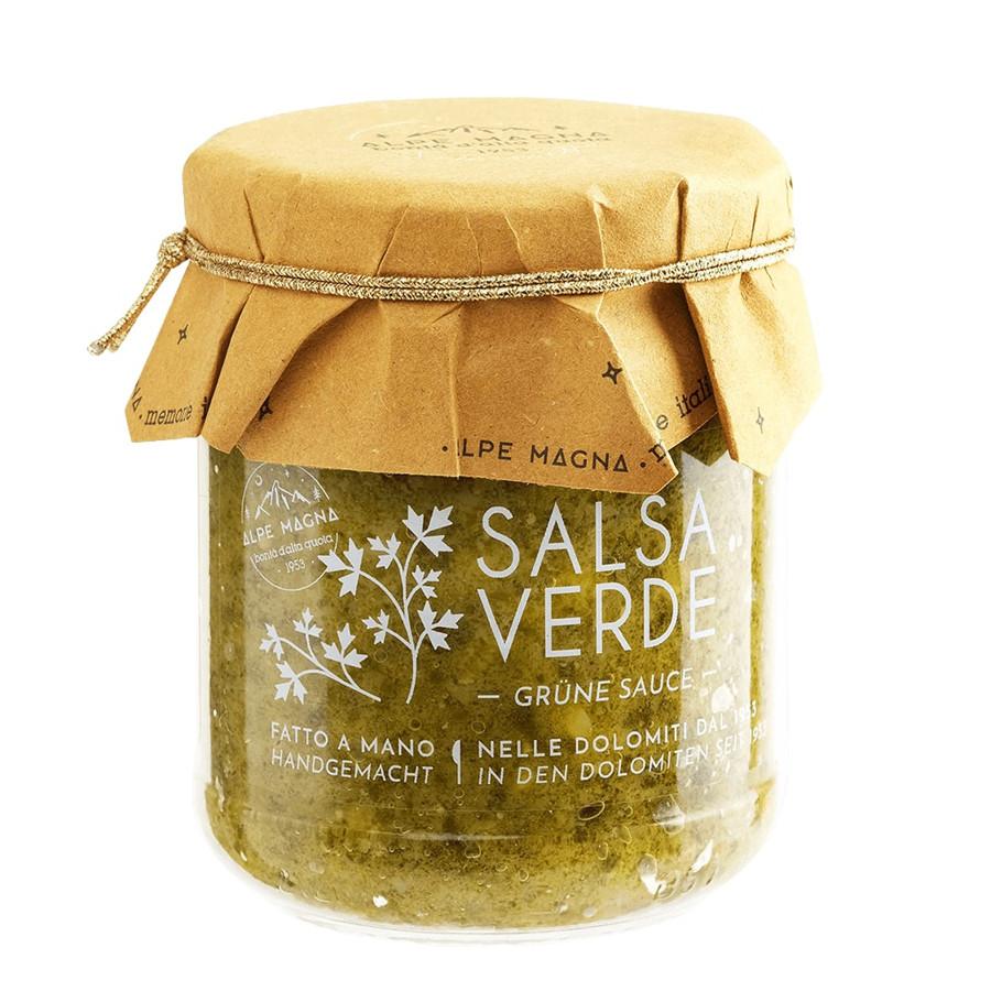 Salsa verde di Alpe Magna 180 gr
