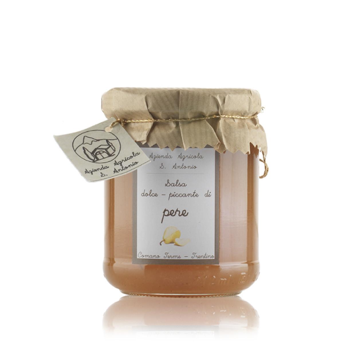 Salsa dolce piccante di pere 220 g