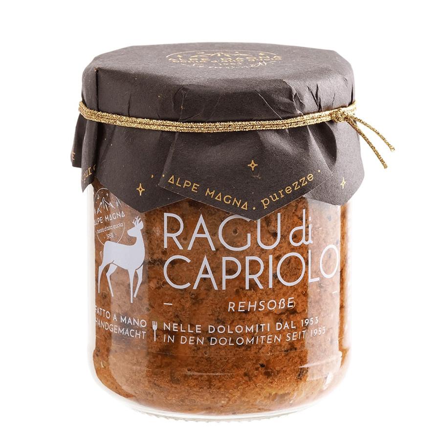 Ragù di Capriolo in Vasetto 190 Gr