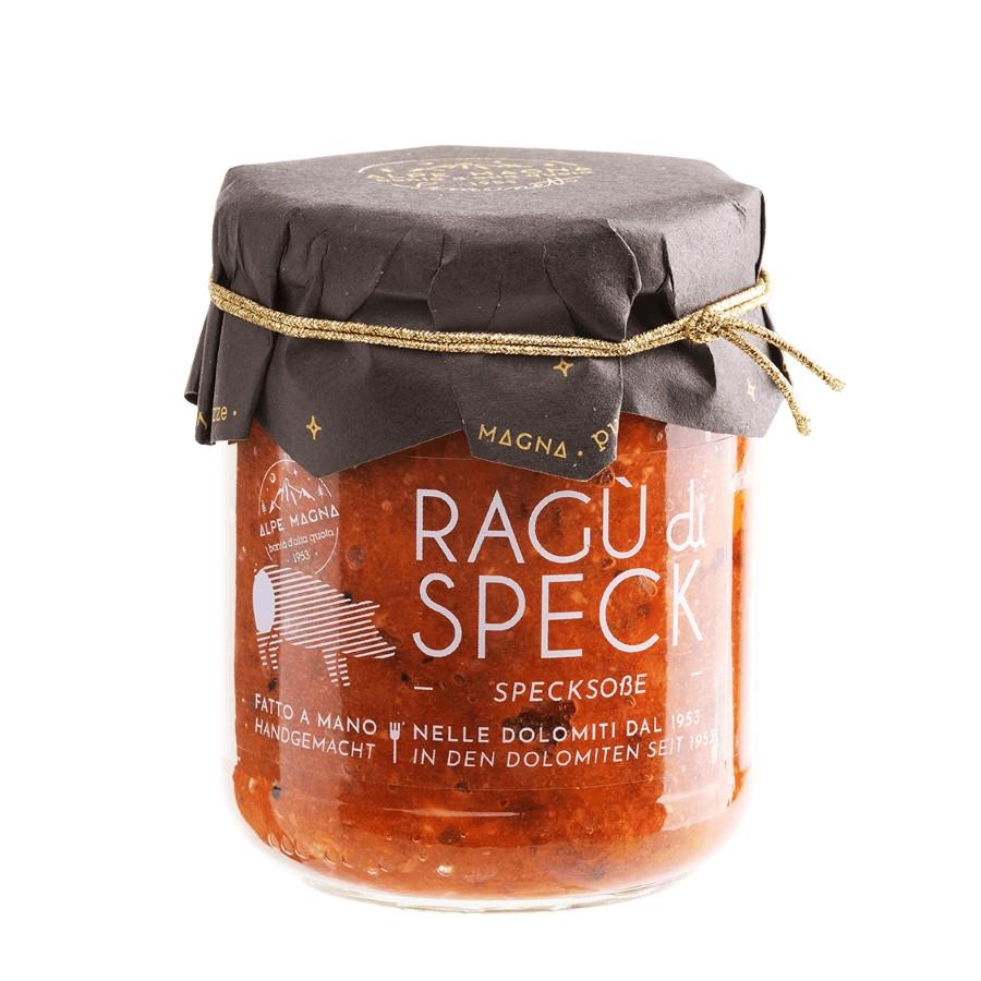 Sughi pronti per la pasta: Ragù Di Speck 190 Gr