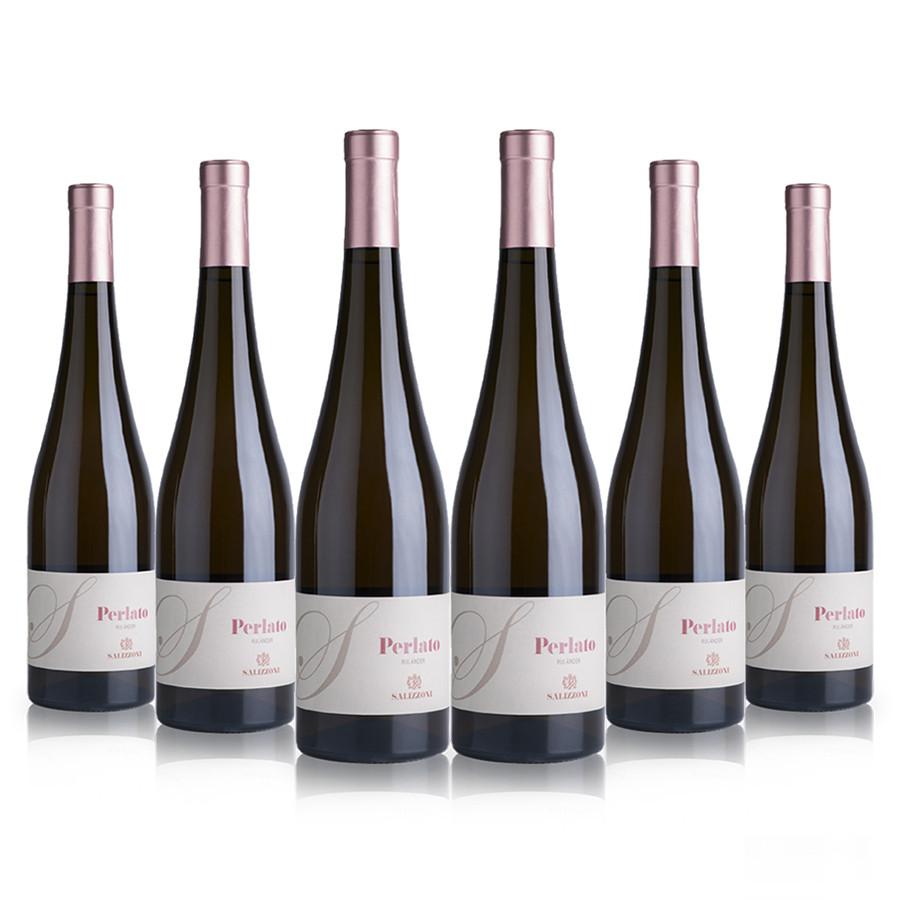 confezione 6 bottiglie vino rosato Pinot Nero Perlato Salizzoni IGP Dolomiti
