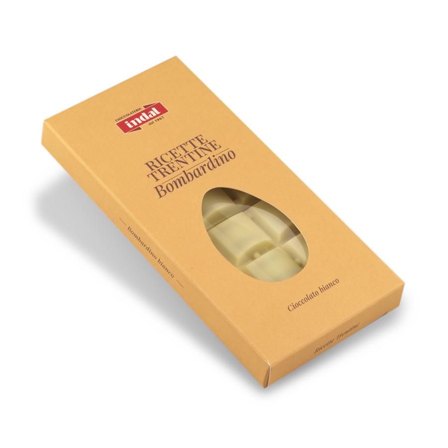 cioccolato bianco Bombardino