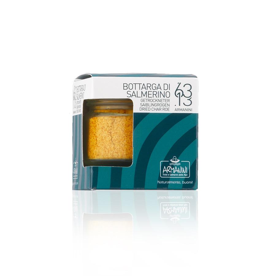 Bottarga di salmerino alpino Armanini confezione 30 g
