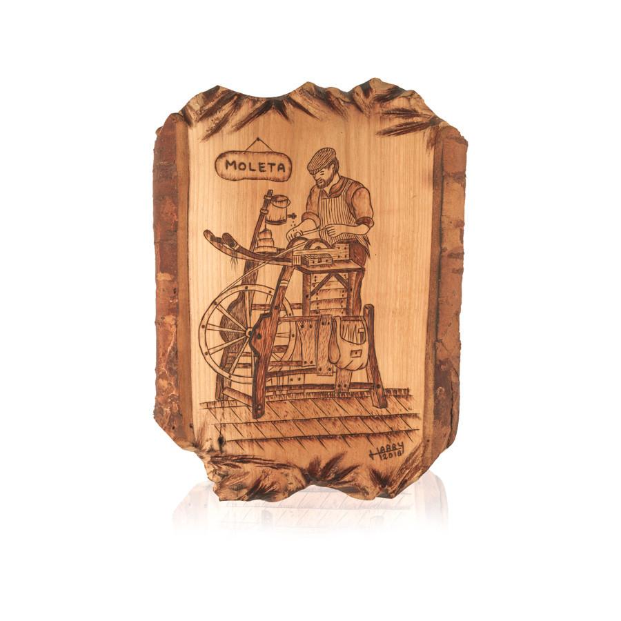 val gardena legno