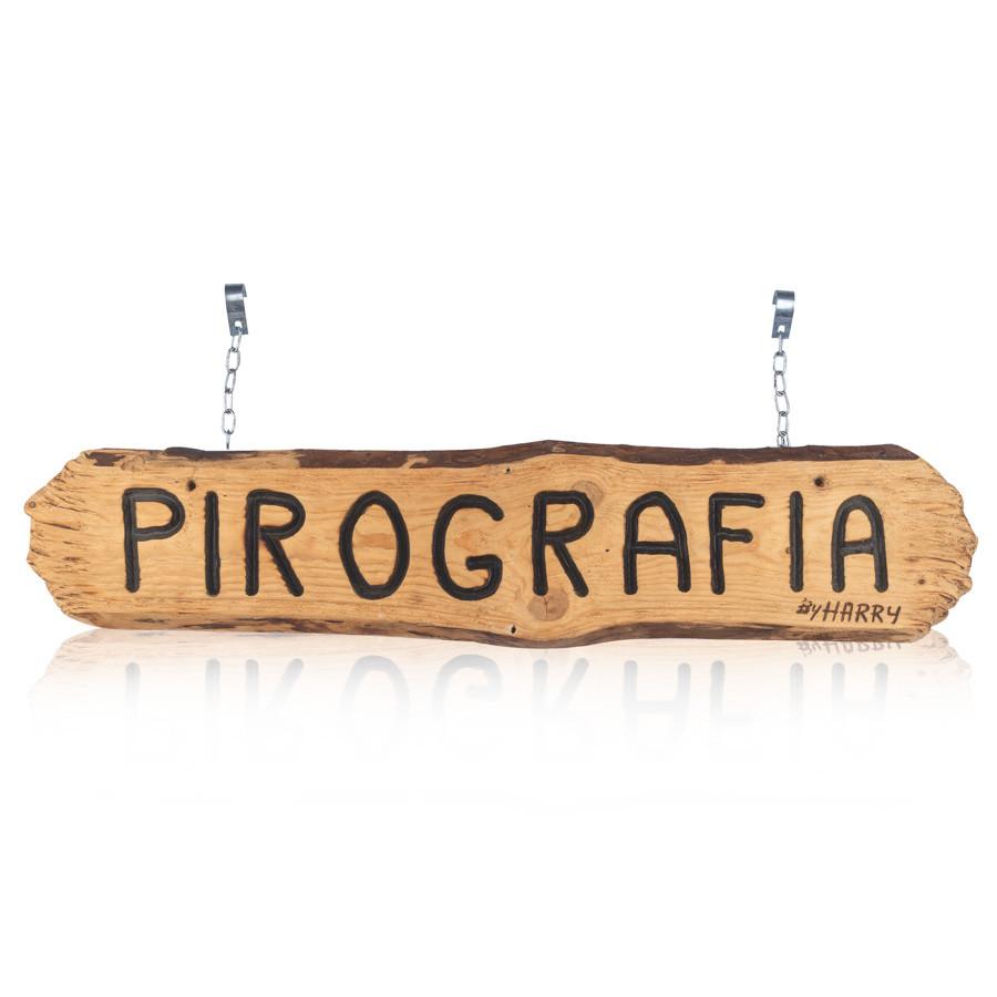 pirografia nome personale