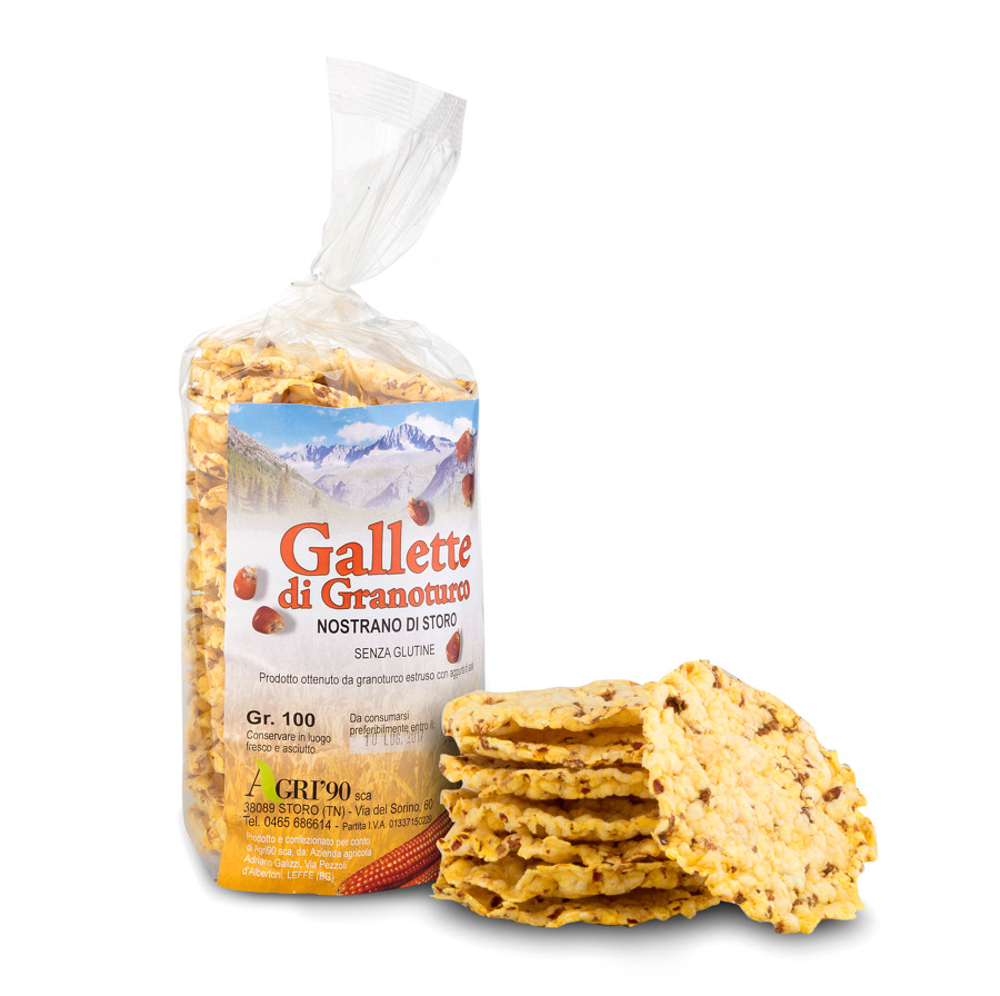Gallette di Granoturco