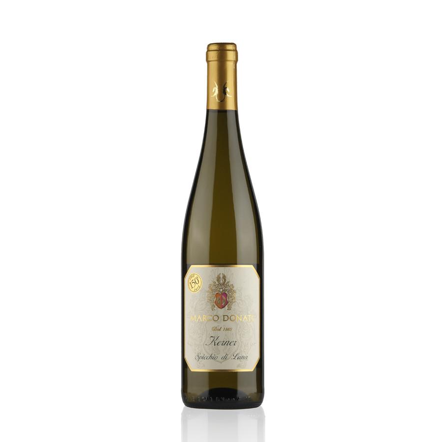 "Vino bianco Kerner ""Spicchio di Luna"""