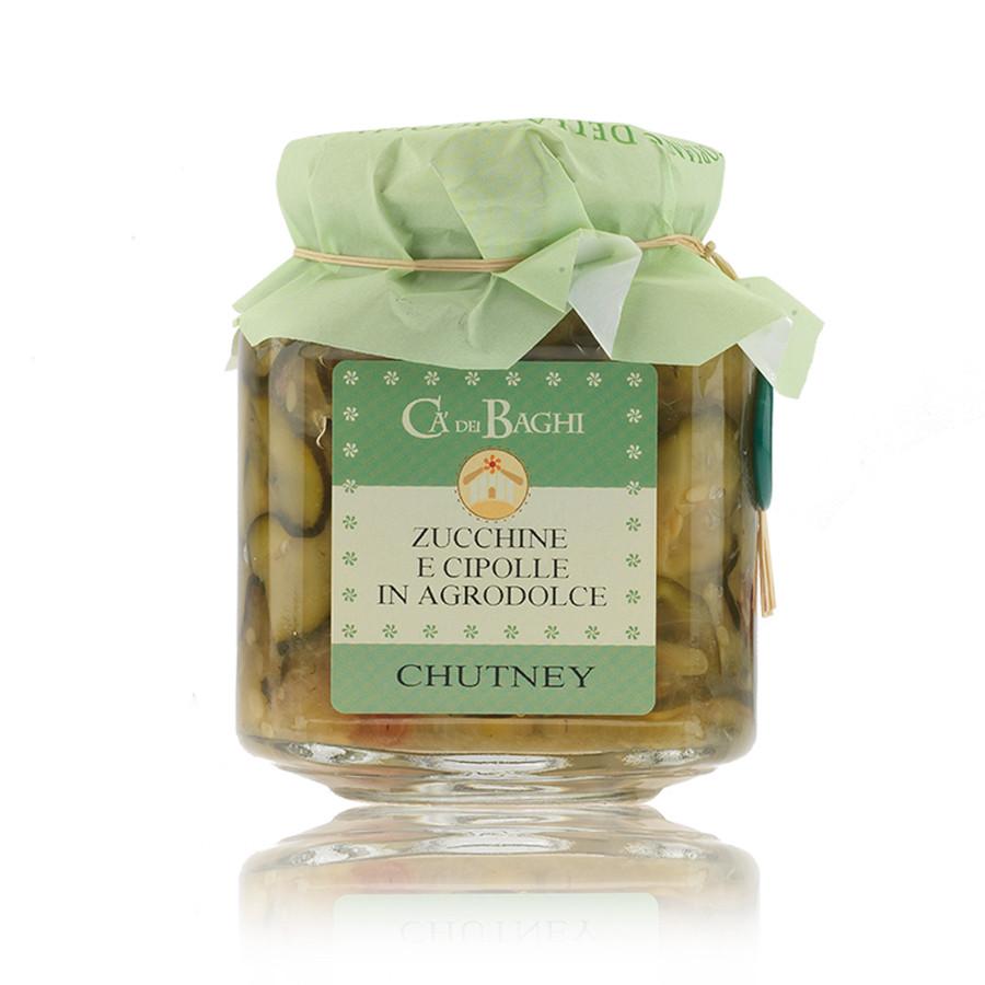 Zucchine e Cipolle in Agrodolce 230
