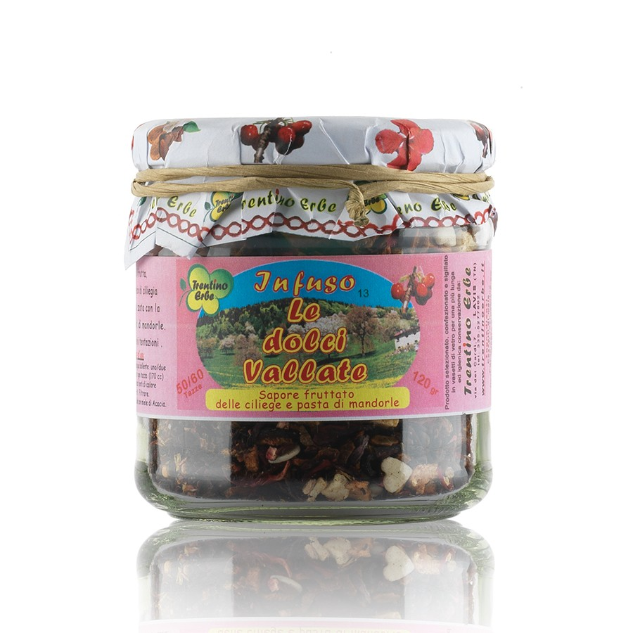Infuso Le dolci Vallate 120