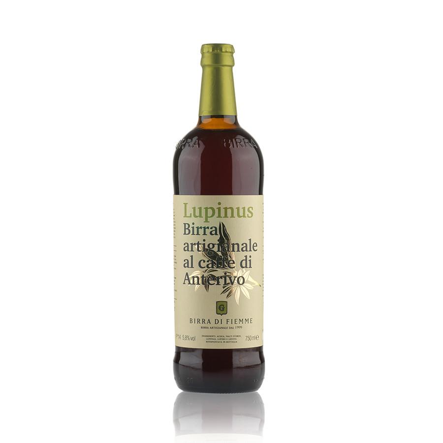 Birra artigianale Lupinus 750 Fleimbier Trentino
