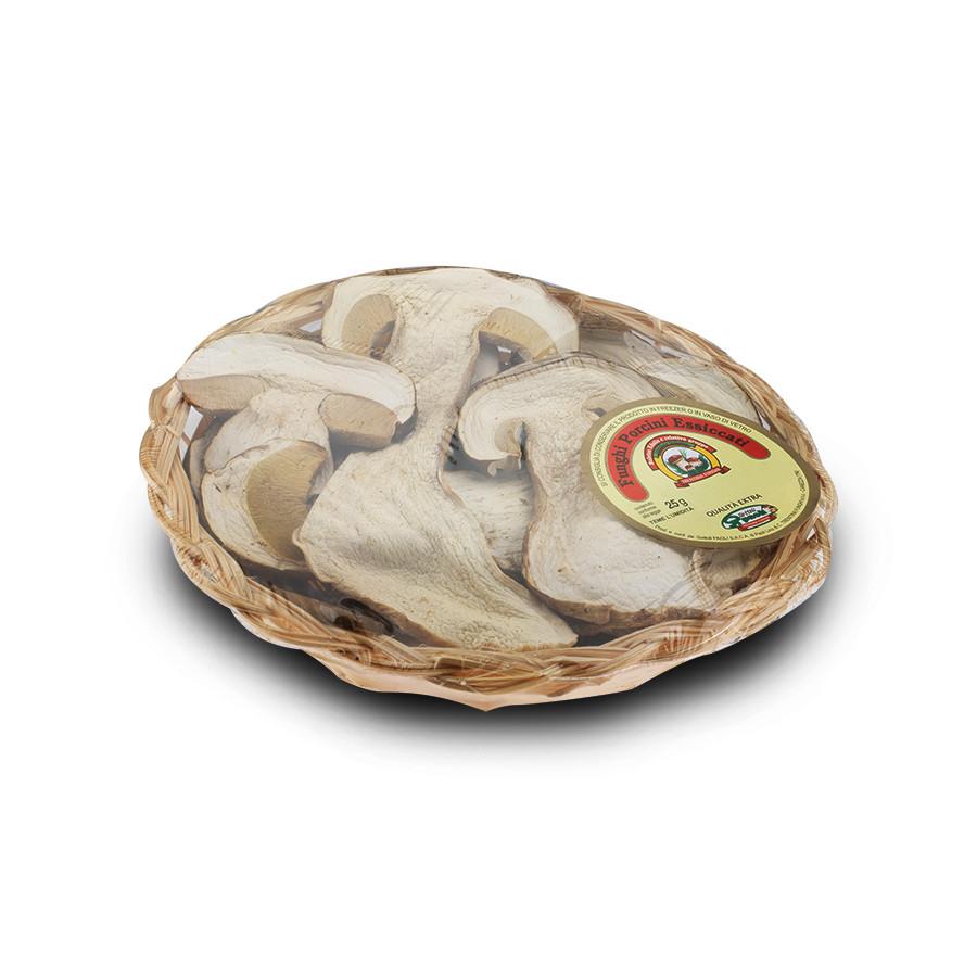 Funghi Porcini Essicati EXTRA 25