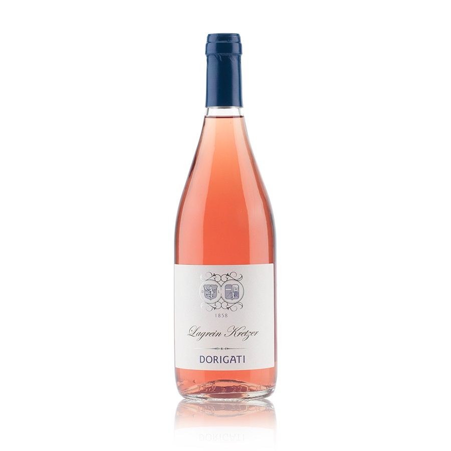 Vino Rosato Trentino Lagrein Kretzer C Dorigati