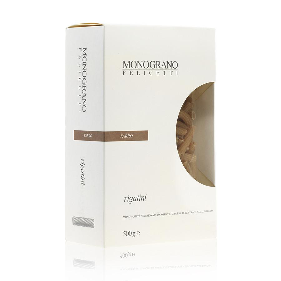 Rigatini Monograno Farro 500