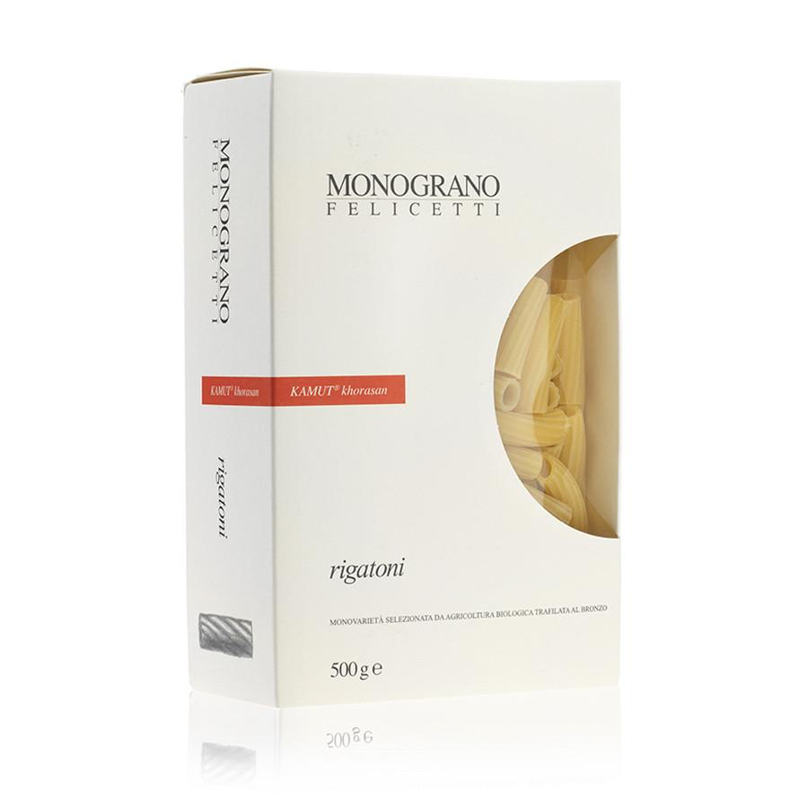 Rigatoni Monograno Kamut Khorasan 500