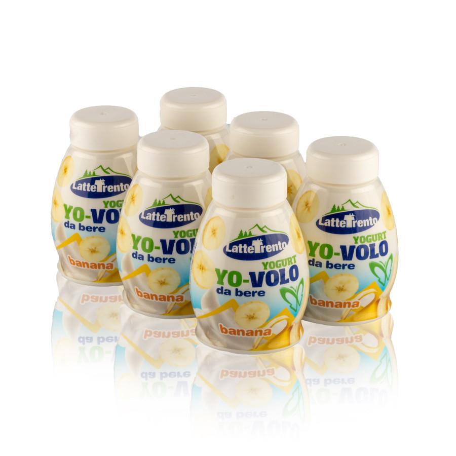 yovolo yogurt alla banana
