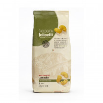 Pasta lumache bio n 143 felicetti  500 gr