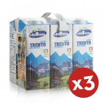 18 Tetrabrick latte intero uht
