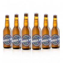 Birra Brusca IPA Melchiori 6 bottiglie 33 cl