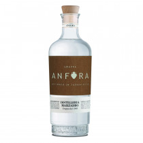 Grappa anfora affinata in terracotta