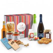 cesto regalo gastronomico dal Trentino Dolce Vita