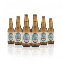 Birra di Fiemme Fleimbier 0,33 l confezione da 6 bottiglie