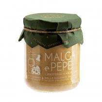 malga e pepe alpe magna crema pronta di Trentingrana 180 g in vasetto