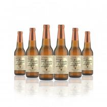 Birra trentina Nòsa 330 ml artigianale in confezione da 6 bottiglie