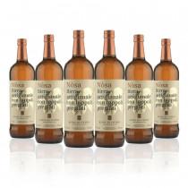 Birra trentina Nòsa 750 ml artigianale in confezione da 6 bottiglie
