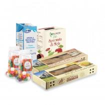 party box kit merenda per buffet di compleanno festa per bambini
