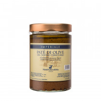 Paté di olive del Garda 500 gr