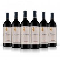 Vino rosso trentino Terre di San Leonardo 6 bottiglie