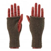 guanti scaldapolsi senza dita La FIliera della Lana artigianato Trentino