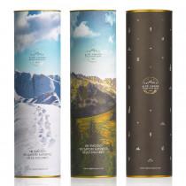 Tubi AlpeMagna per degustazione di sughi del Trentino