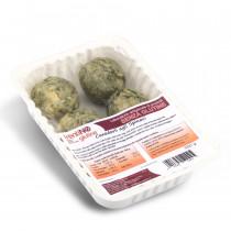 Canederli agli spinaci  senza glutine e lattosio