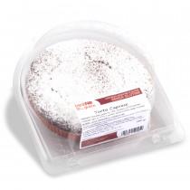 Torta caprese senza glutine artigianale