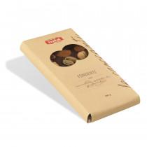 Tavoletta cioccolato fondente e frutta secca