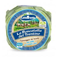 Formaggio fresco Boscatella del Trentino mignon 350 gr