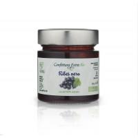 Confettura Extra Biologica di Ribes Nero 230 gr.