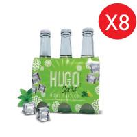 Hugo Cluster 8 conf. da 3 bottiglie da 200 ml