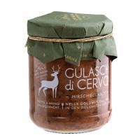 Gulasch Di Cervo Tradizionale in Vasetto 190 G | Alpe Magna