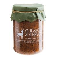 Gulasch Di Cervo Tradizionale Trentino 360 G |  Alpe Magna