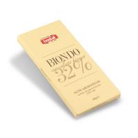 CIOCCOLATO BIANCO ARTIGIANALE 60 GR | INDAL