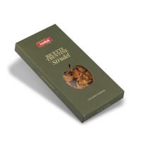 """cioccolato fondente """"Strudel Trentino"""" - ricette Trentine - Indal 90 gr"""